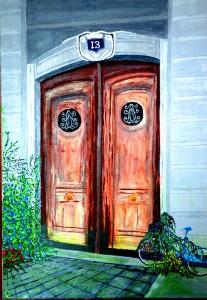 Paris Doors